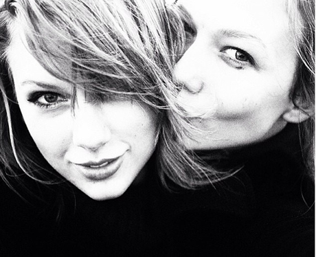 Taylor Swift and Karlie Kloss Road Trip