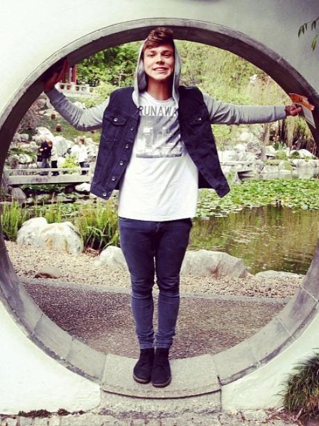 Ashton Irwin 5 seconds of summer instagram