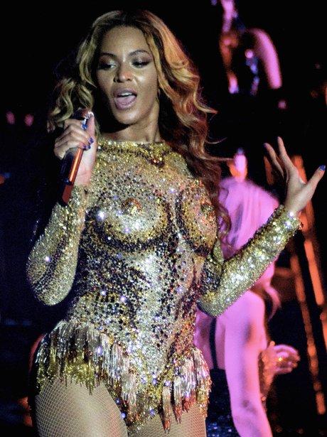 Beyonce 'Mrs Carter' Tour