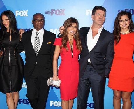 Cheryl Cole American X Factor