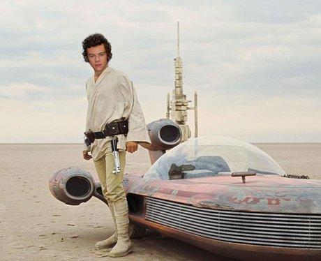 Harry Styles Film Roles: Star Wars (Luke Skywalker