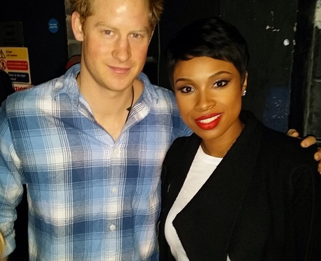 Jennifer Hudson Prince Harry