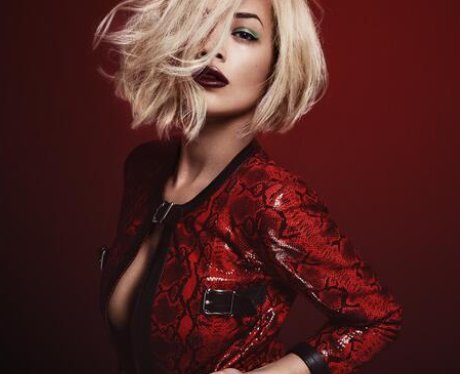 Rita Ora 'Will Never Let You Down'