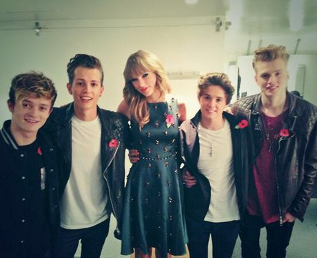 Taylor Swift and The Vamps