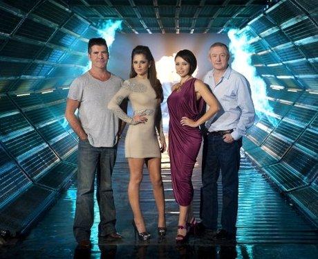 X Factor Promo pic 2008
