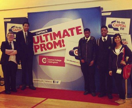 Capital's Ultimate Prom - Trinity School