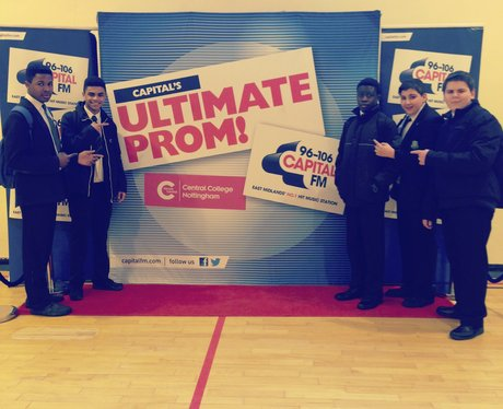 Capital's Ultimate Prom - Trinity School
