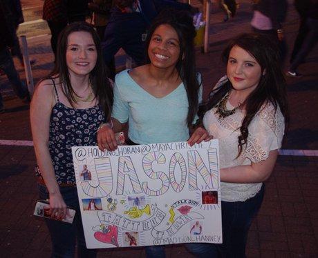 Jason Derulo At Motorpoint Arena, Cardiff (2)