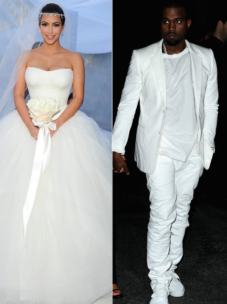 Kim and Kanye BiIlboard