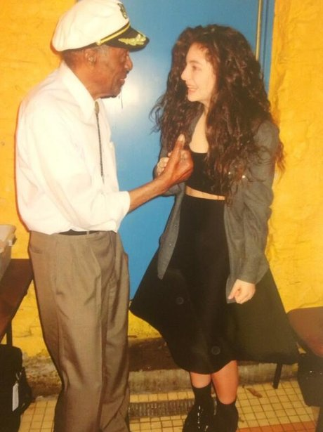 Lorde and Chuck Berry