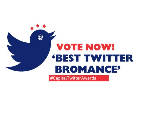 Twitter Awards 2014: Best Bromance