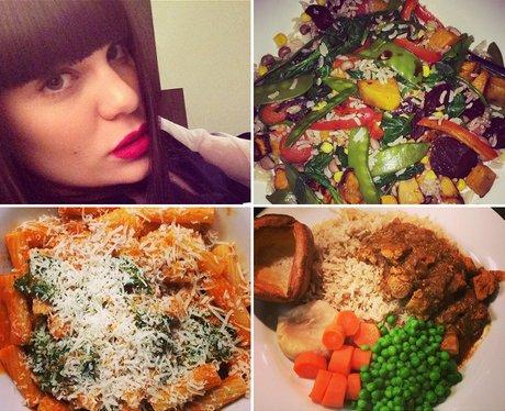 Jessie J wins Best Twitter Chef