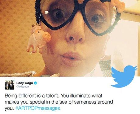 Twitter Awards 2014: Most Inspirational Tweeter