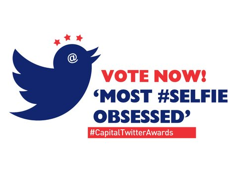 Twitter Awards 2014: Most selfie obsessed