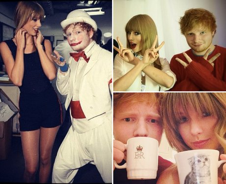 Taylor Swift & Ed Sheeran win Pop Star BFFs