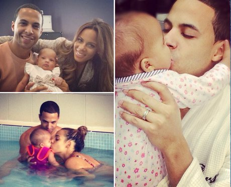 Marvin and Rochelle Humes win Proudest Parents On Twitter