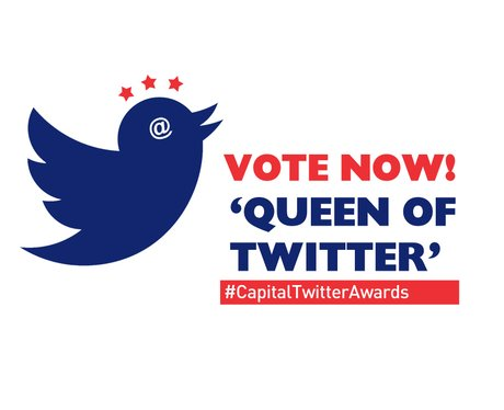 Twitter Awards 2014 :Queen Of Twitter