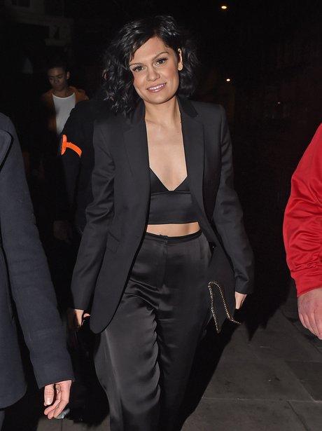 Jessie J Celebrates Birthday