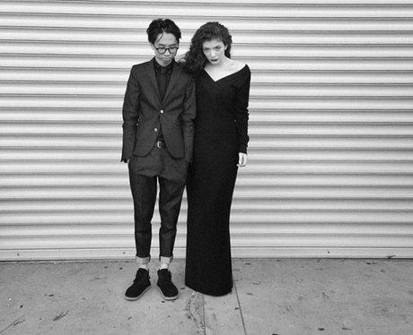 Lorde And Boyfriend james lowe
