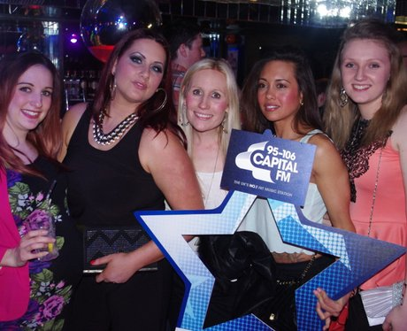 Street Stars: Club Capital at Tiger Tiger Cardiff