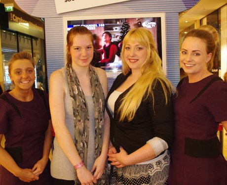 Street Stars: St Davids Ladies Night (28th March 2