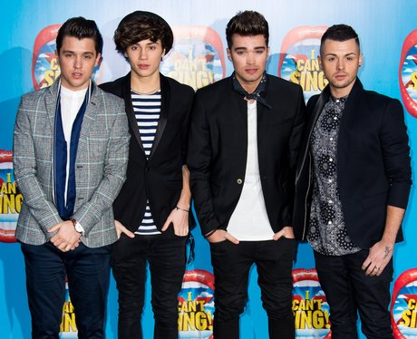 Union J 'I Can't Sing'