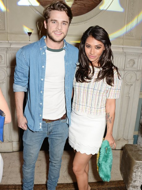 Vanessa White and Boyfriend Gary