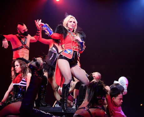 Britney Spears 'Circus' Tour