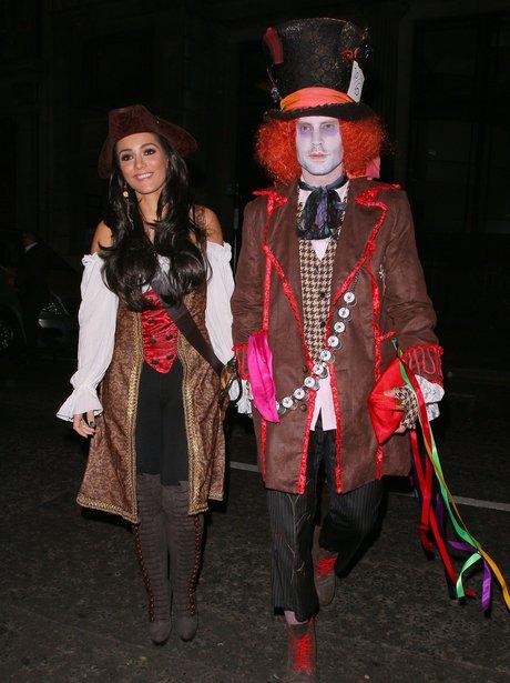 Frankie and Wayne Bridge Fancy Dress