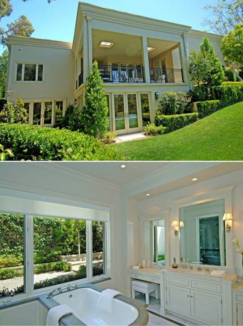 Lady Gaga's house