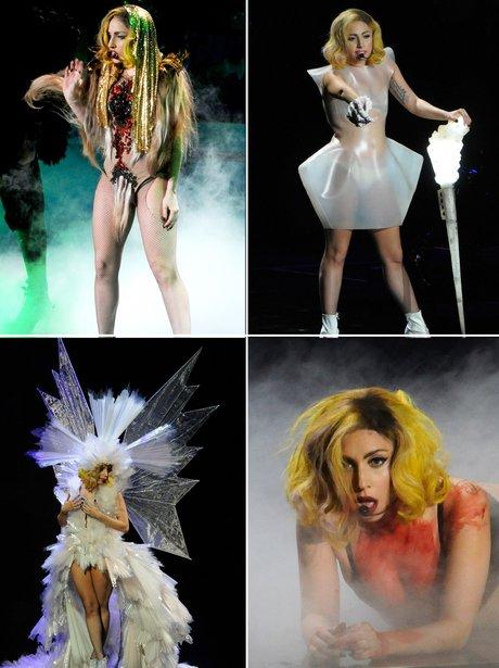 Lady Gaga 'Monster Ball' Tour