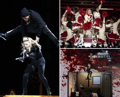 Madonna 'MDNA' Tour