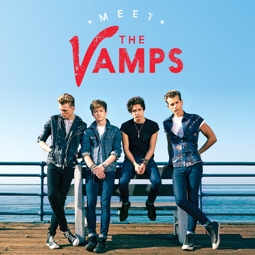The Vamps meet the vamps album cover