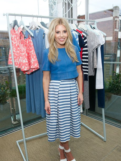 Mollie King Clothes Launch for Oasis
