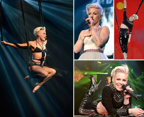 Pink 'Truth About Love' Tour