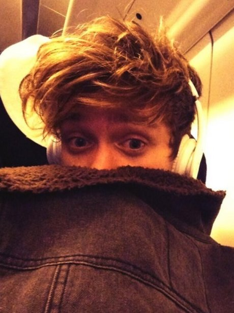 The Vamps Connor Ball Selfie Instagram