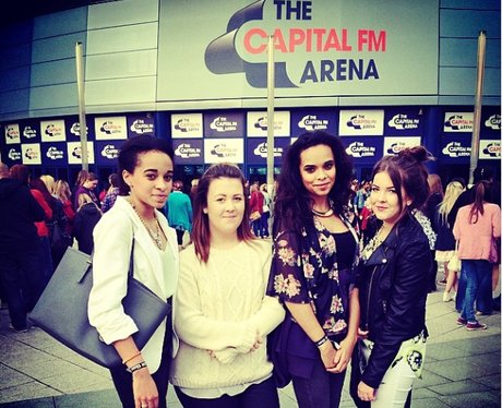 The Wanted - Capital FM Arena 1