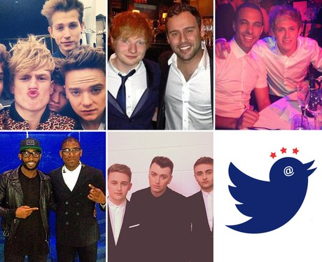 Twitter Awards 2014: Best Bromance nominations
