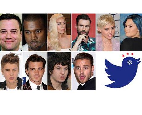 Twitter Awards 2014: Biggest Twitter Feuds nominations