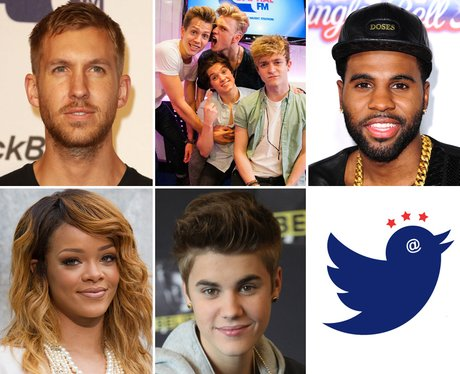 Twitter Awards 2014: The 'Get My Clothes Off On Twitter' Award nominees