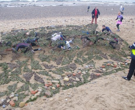 Warrior Beach Assault 2014