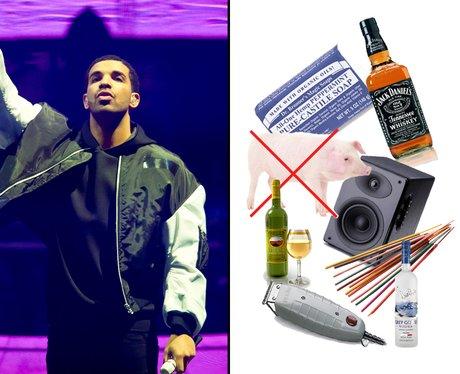 Celebrity Riders: Drake