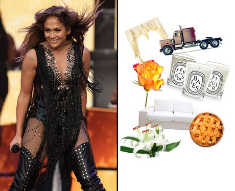 Celebrity Riders: Jennifer Lopez