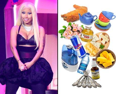 Celebrity Riders: Nicki Minaj