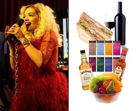 Celebrity Riders: Rita Ora