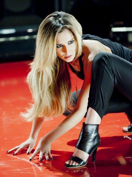 Cheryl Cole L'Oreal 2014