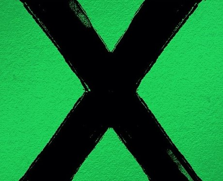 Ed Sheeran 'X' Album Cover