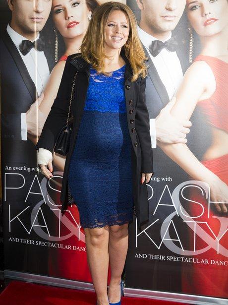 Kimberley Walsh Baby Bump