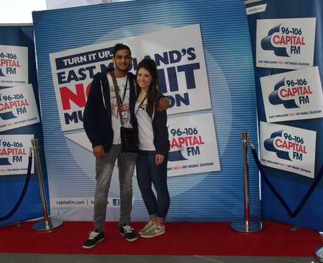 LMF at South Leicestershire College