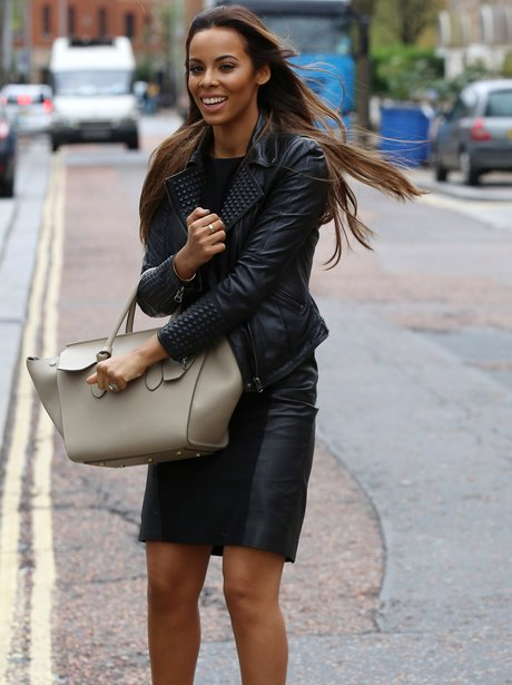 Rochelle Wiseman pictured in London